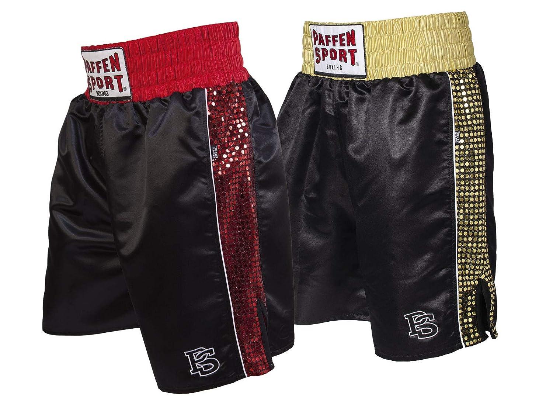 Paffen Sport «PRO GLORY» short de boxe professionel pour la compétition, le sparring et l'entraînement en boxe le sparring et l'entraînement en boxe