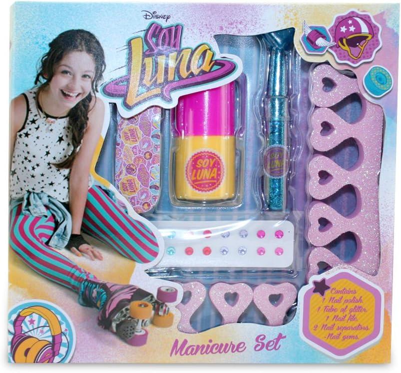 Soy Luna- SL.0010.16 Set manicura (Jugavi SL0010): Amazon.es: Juguetes y juegos