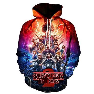 amazon com hope hoodies funny stranger things hoodies print 3d boy