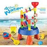 Children Beach Toys, Sand Toys, Summer Beach Toy Large Baby Play Water Digging Sandglass Play Sand Tool