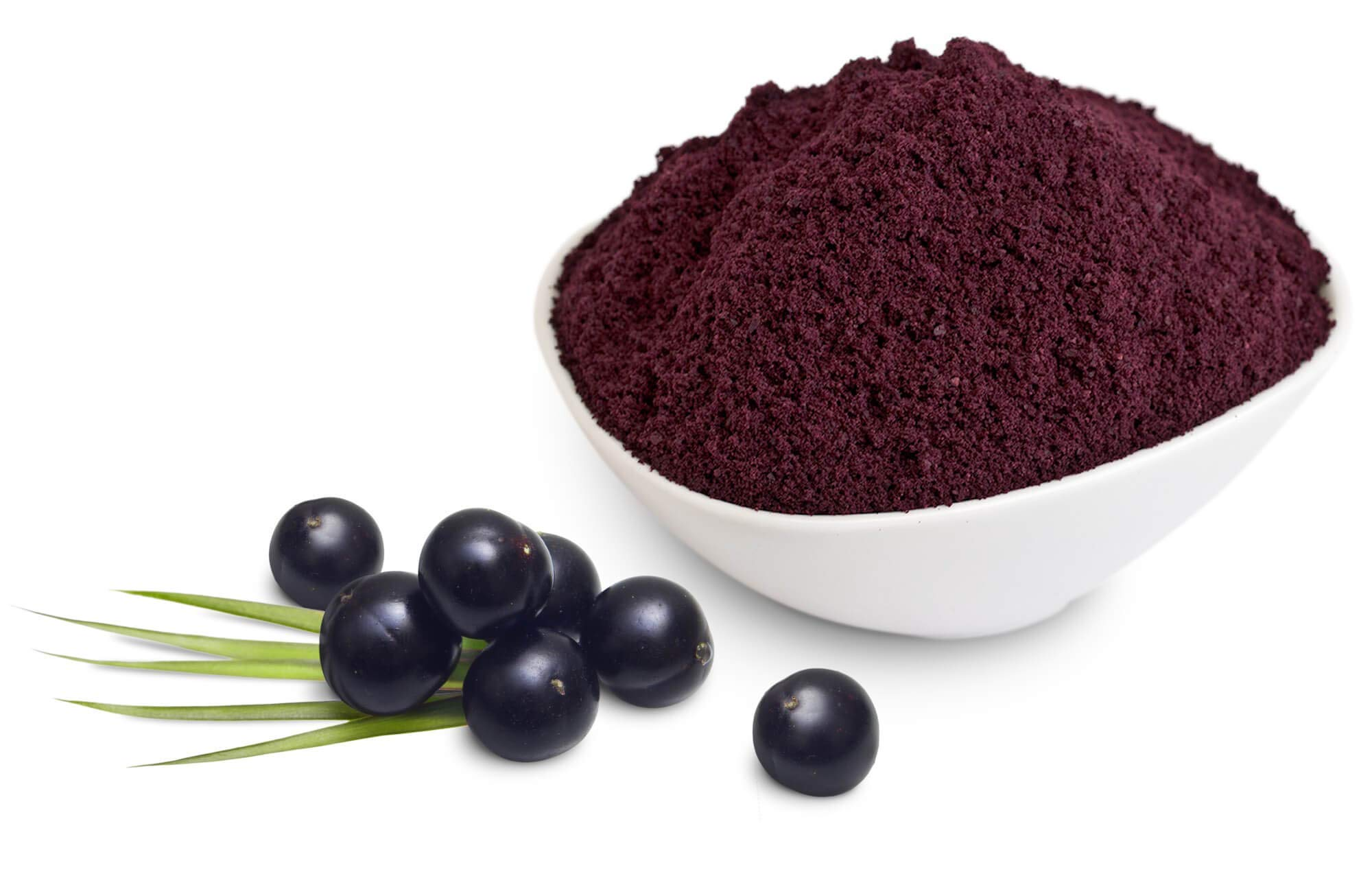 Immunity Booster Powder - ACAI Juice Powder - Organic Dietary Supplement - Pure acai Natural - 3 Cans 24 OZ (195 Servings) by Sport Supplements (Image #4)