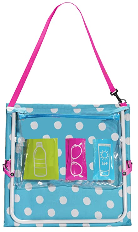 Three Cheers for Girls Lounge Chair Tote Blue  sc 1 st  Amazon.com & Amazon.com: Three Cheers for Girls Lounge Chair Tote Blue: Kitchen ...