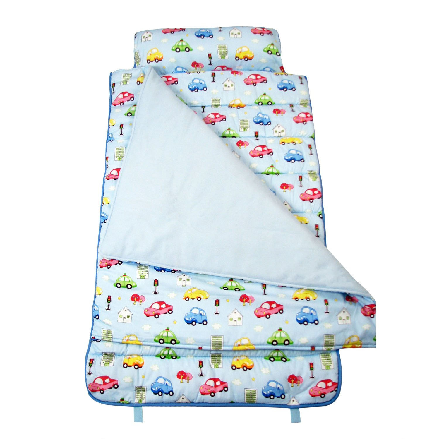 SoHo Kids Extra Roomy Nap Mat, My Cars