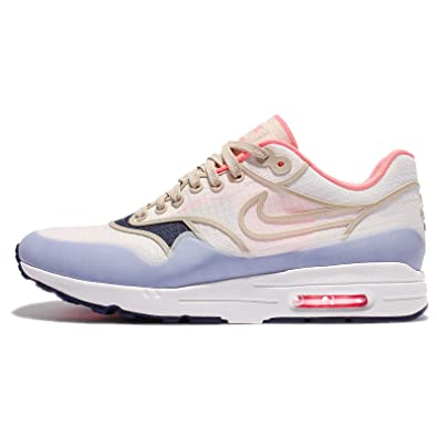 purchase cheap 7822f 1d611 Image Unavailable. Image not available for. Color  NIKE Women s W Air Max 1  Ultra 2.0 SI, Sail Oatmeal-White-