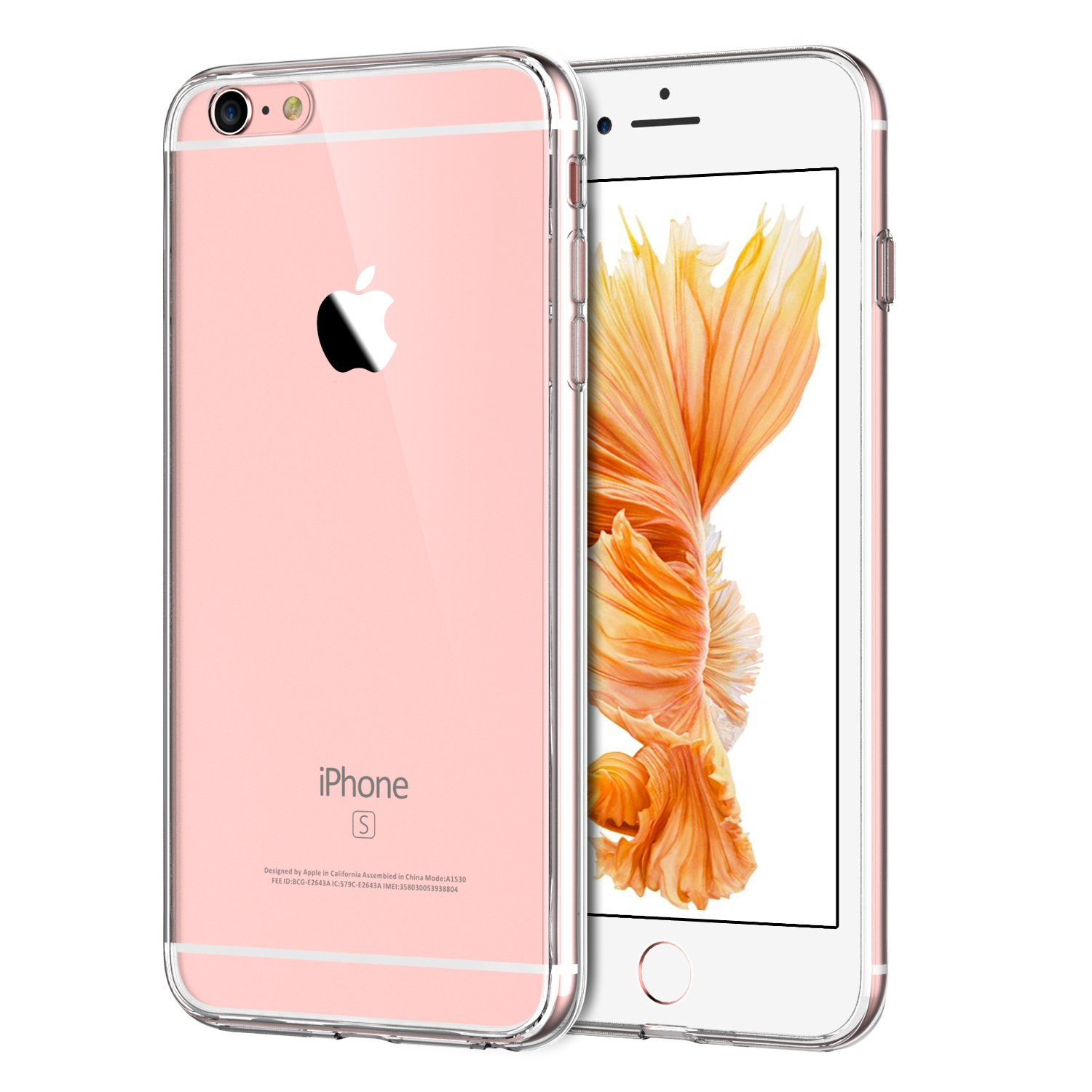 best buy iphone 6 iphone 6s h 252 lle jetech apple 6s 6 4 7 h 252 lle tasche 1129
