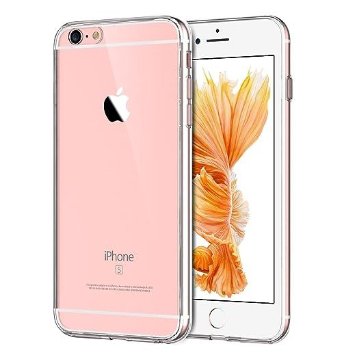 444 opinioni per iPhone 6s Plus Custodia, JETech Apple iPhone 6/6s Plus Case Custodia Bumper
