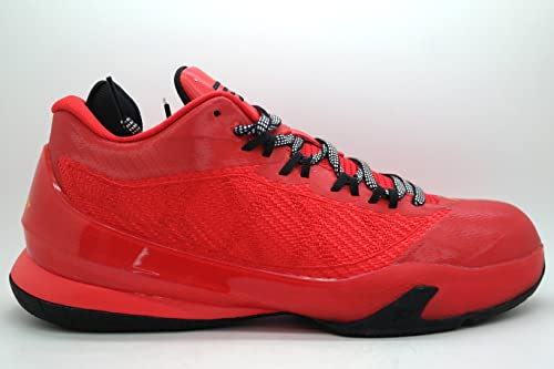 31690cfbfa5031 Nike  684855-605  AIR Jordan CP3 VIII Mens Sneakers AIR JORDANCHALLENGE RED  Tour Yellow BLKM  Amazon.ca  Shoes   Handbags
