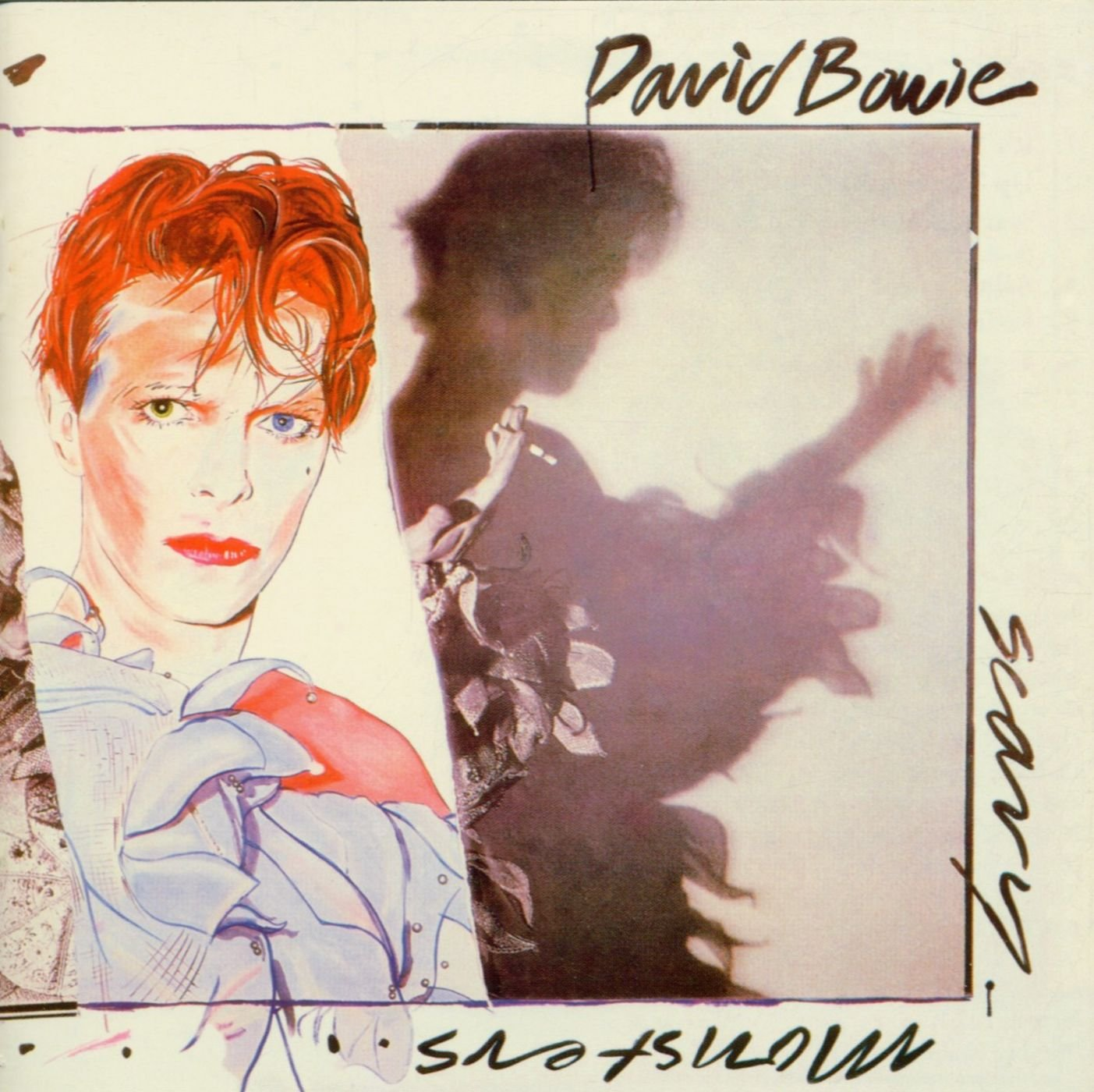 CD : David Bowie - Scary Monsters (Enhanced)