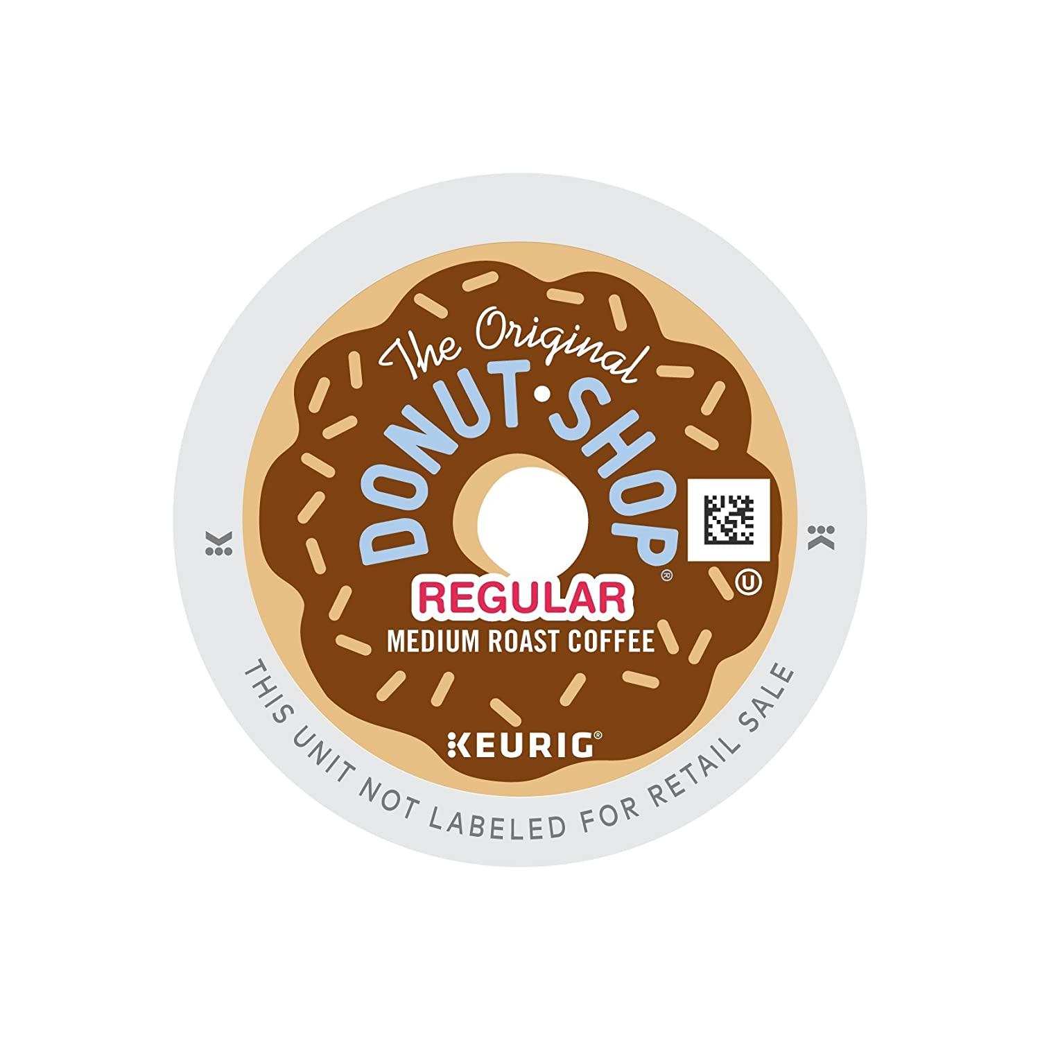 The Original Donut Shop Coffee, Regular, 4.59 Ounce (Pack of 6):  Amazon.com: Grocery & Gourmet Food