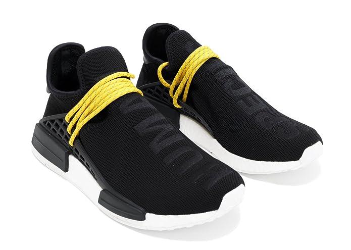 adidas human race nero and yellow