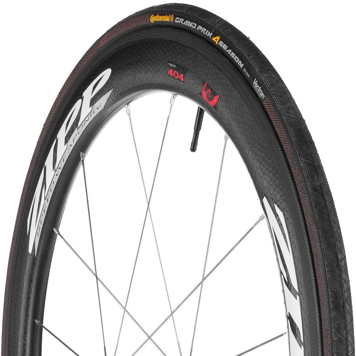 Continental Grand Prix 4 Season Tire Clincher Black-Duraskin 700c x 28mm
