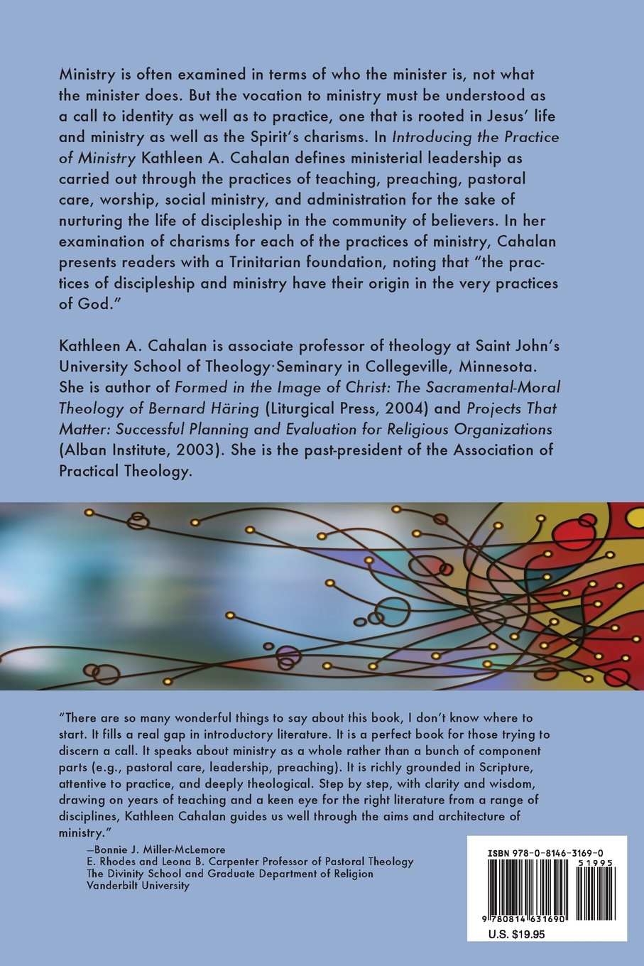 Introducing The Practice Of Ministry: Kathleen A Cahalan: 9780814631690:  Amazon: Books