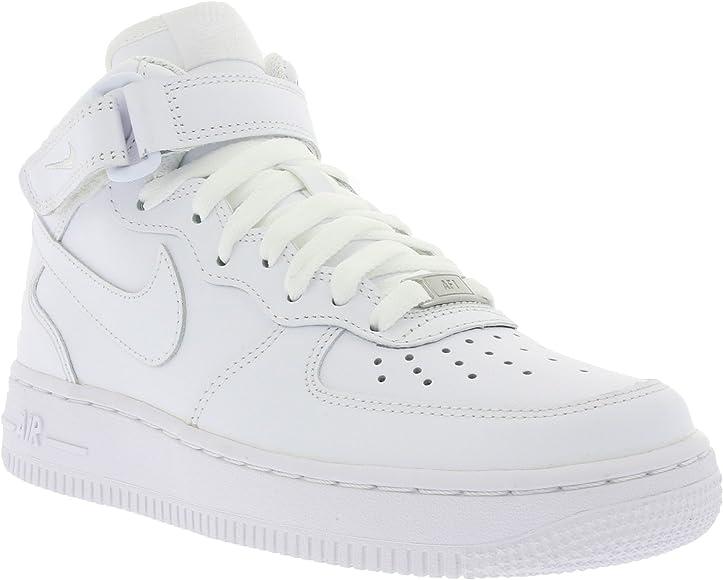 Nike Air Force 1 Mid 07 Le, Zapatillas Altas para Mujer