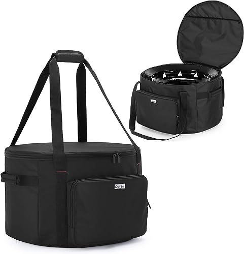 SAMDEW Outdoor Fire Pit Bag Compatible