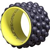 The Ultimate Back Roller : Acumobility, myofascial Release, Trigger Point, Yoga Wheel, Foam Roller, Back Pain, Yoga Wheel for