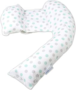 Dreamgenii Pregnancy Support and Feeding Pillow