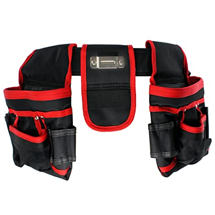 Cinturón de herramientas de 20 bolsillos Spares2go 1bba7e9a1e1c