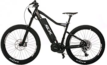 FLX Blade Electric Bicycle, Electric Mountain Bike with Suspension ...