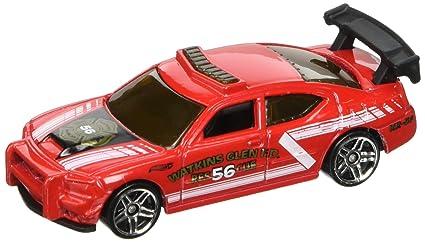 Hot Wheels Dodge Charger Drift Fire Car
