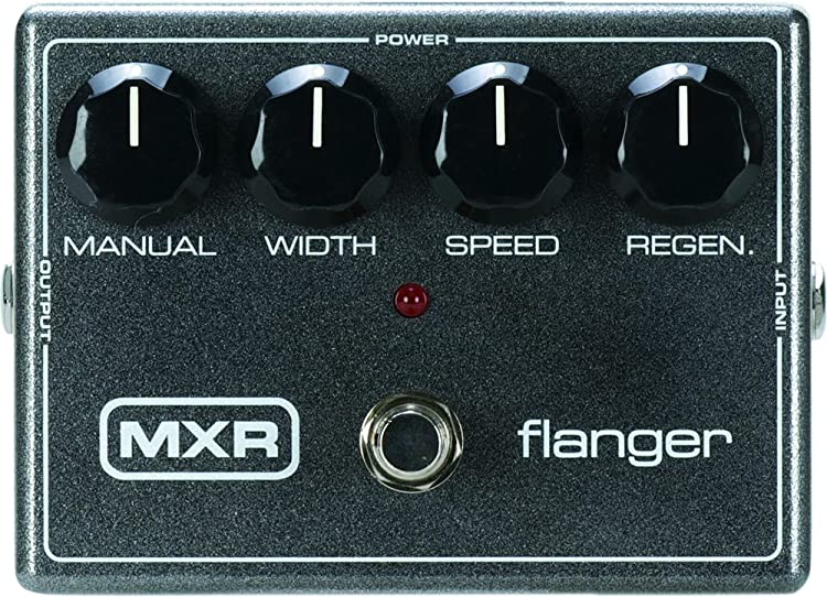 MXR FLANGER M-117R