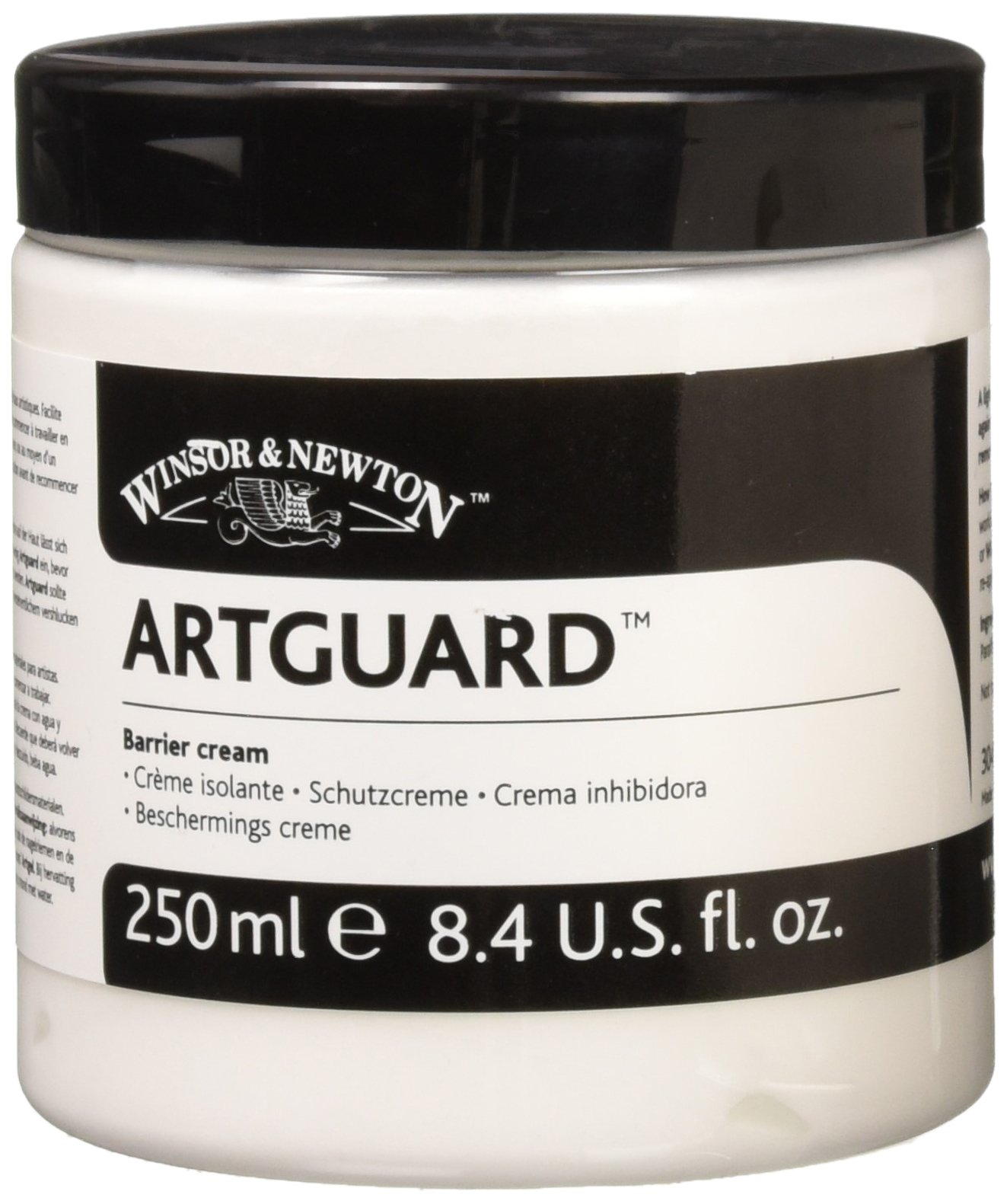 Winsor & Newton Artguard Barrier Cream, 250ml