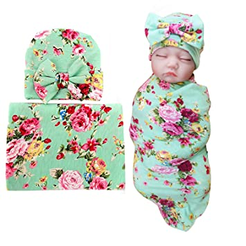 Newborn Toddler Baby Boys Girls Cotton Hat Soft Cap 0-3 Months CYC*
