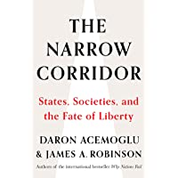 The Narrow Corridor: States, Societies and the Fate of Liberty
