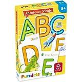 ASS Altenburger 22572842 - Abenteuer Schule - ABC, Spiel