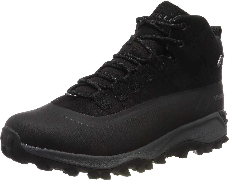 Merrell Men s Snow Boots, Earth