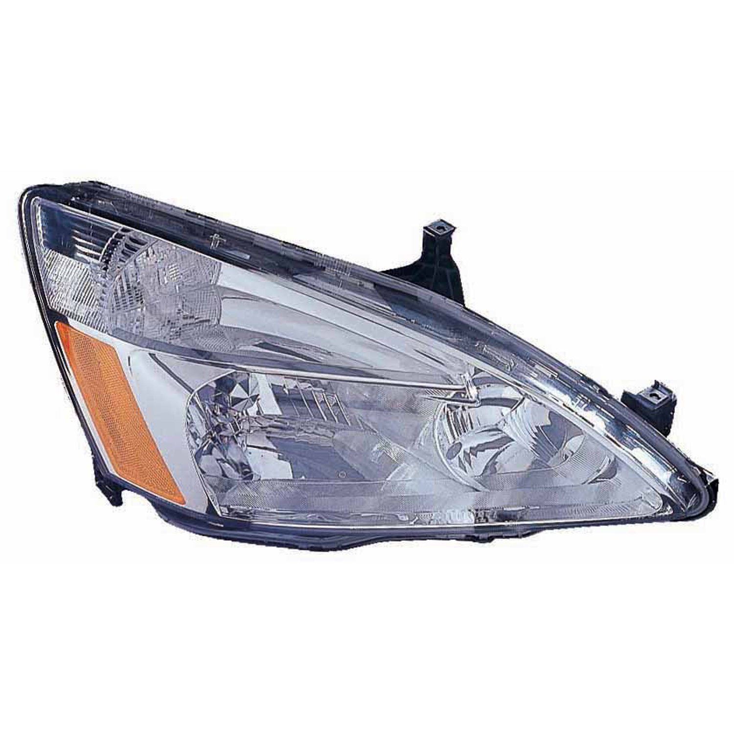 Partslink Number HO2503120 Multiple Manufacturers HO2503120C OE Replacement HONDA ACCORD/_COUPE Headlight