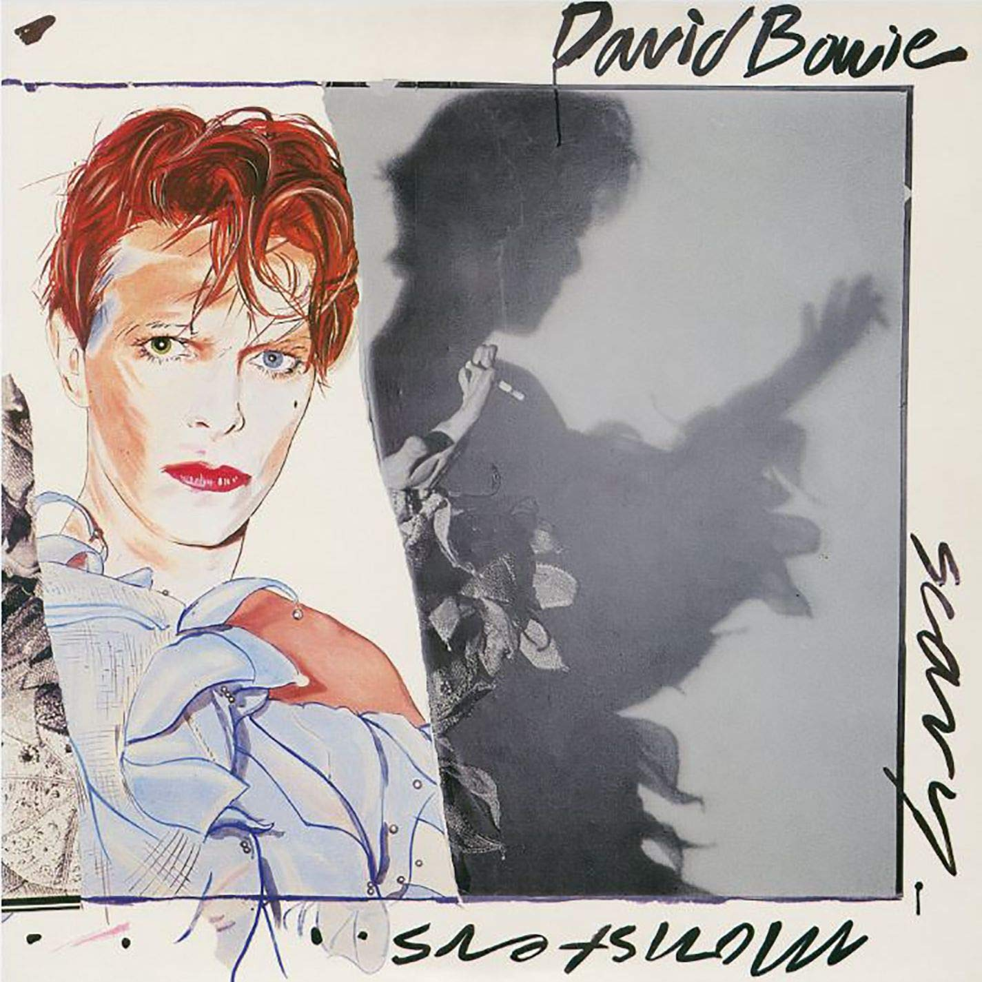 David Bowie Scary Monsters And Super Creeps 2017 Remastered Version Amazon Com Music