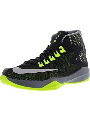 best sneakers 10fcc 4fc26 ... Clear Out Draymond Green Shoes SneakerNews.com  NIKE Mens Zoom Devosion  (11 D(M) US, Black Reflective Silver ...