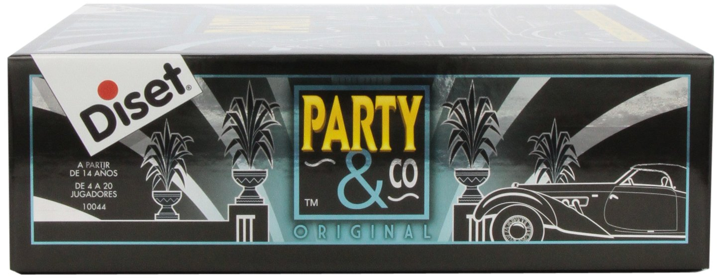 Comprar Diset 10044 - Party original 20 aniversario