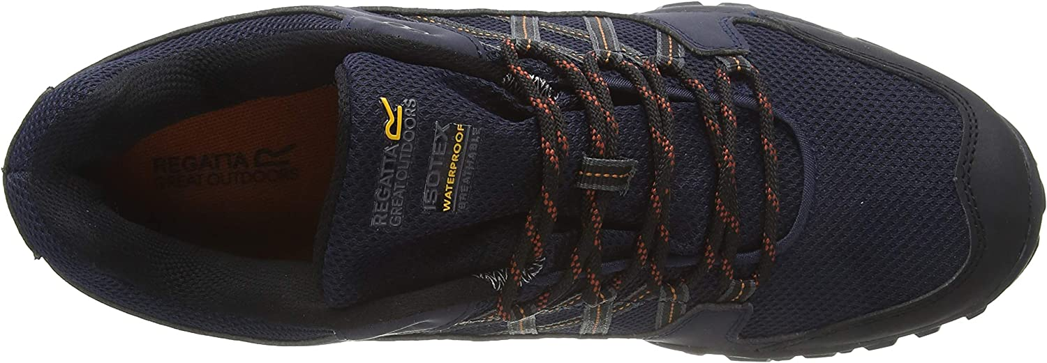 Zapatillas de Senderismo para Hombre Regatta Edgepoint III Waterproof Walking Shoes