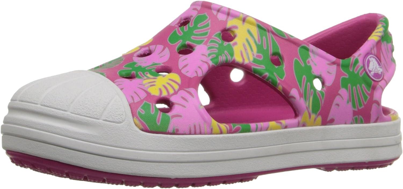 Crocs Bump It Tropical Sandal (Toddler