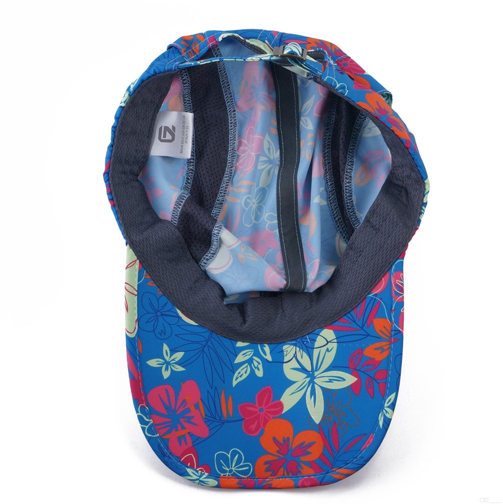 GADIEMKENSD UPF50 Protect UV Camo Hats with Folding Brim for Men and Women Unstructured