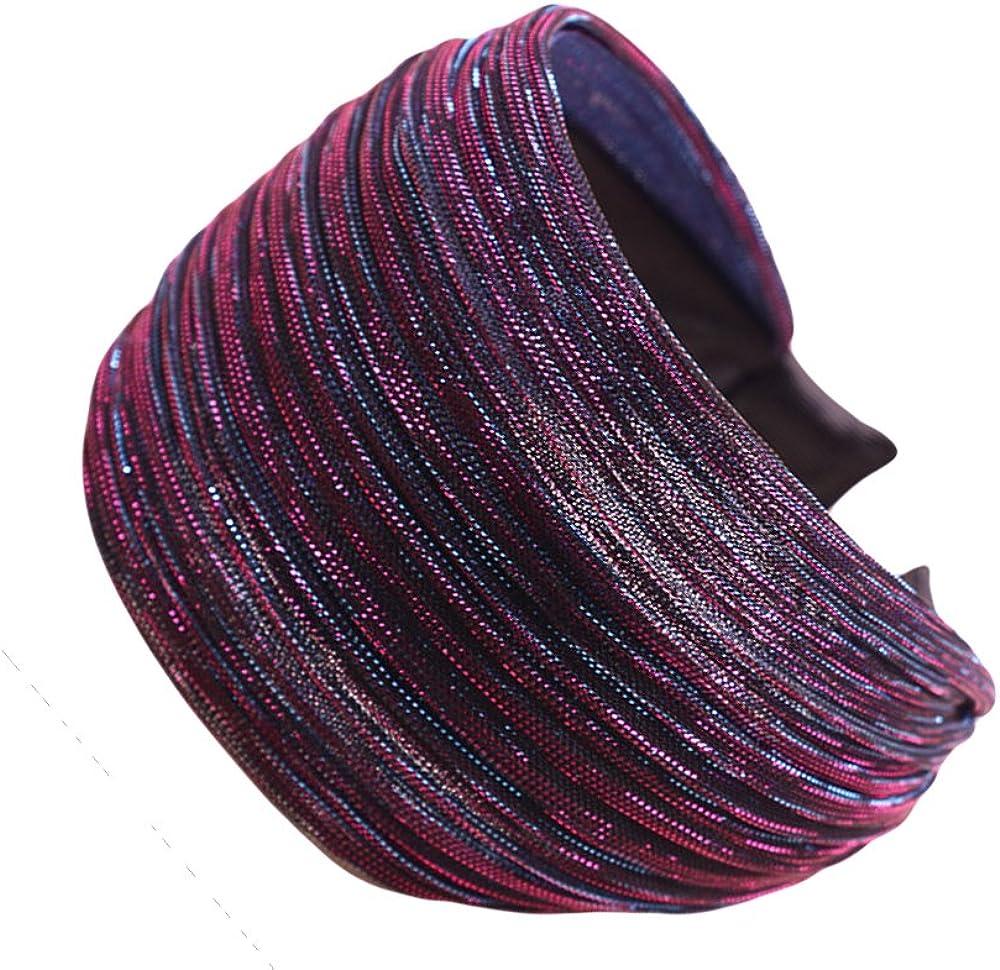 Qiabao Mesh Wide Headband...