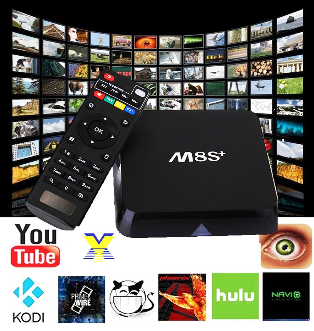 This firmware is for M8s+ TV Box with Amlogic S812 CPU | Best