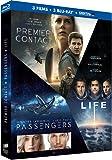 Coffret : Premier contact + Passengers + Life - Origine inconnue [Blu-ray + Copie digitale]