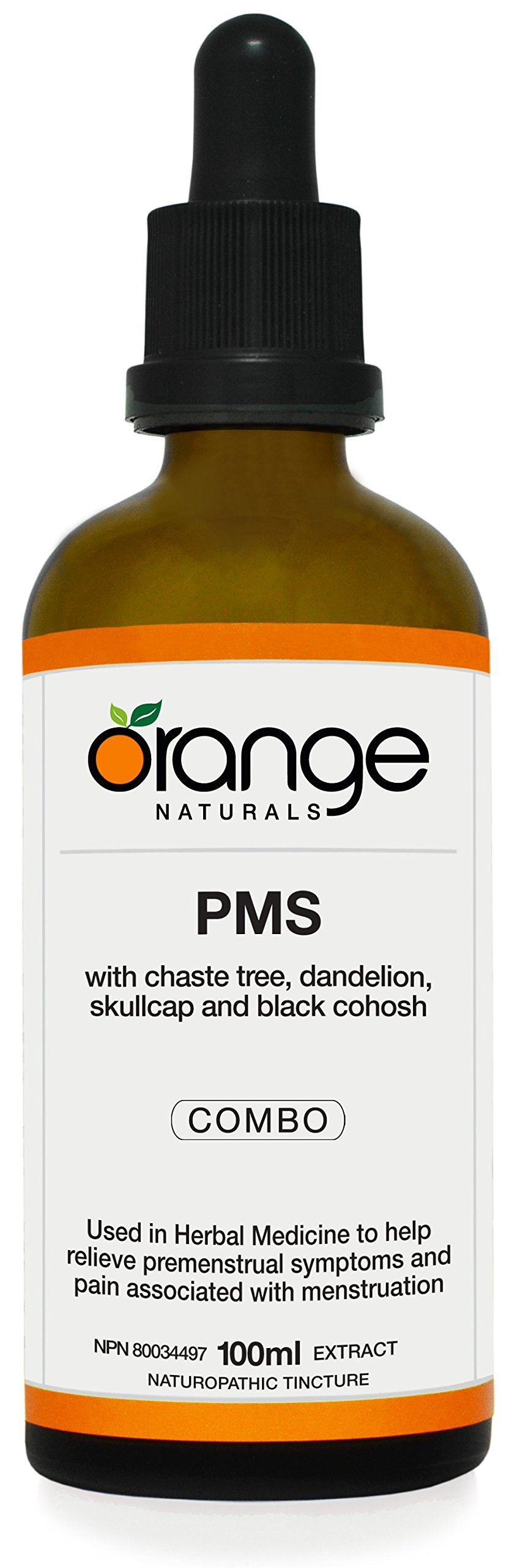 Orange Naturals PS Tincture, 3.38 Fluid Ounce