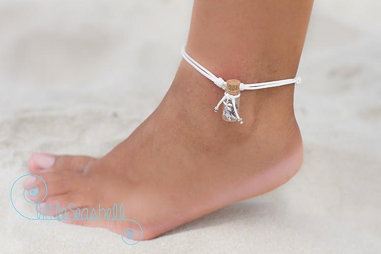 13530fea061e ▷ Las mejores pulseras de tobillo