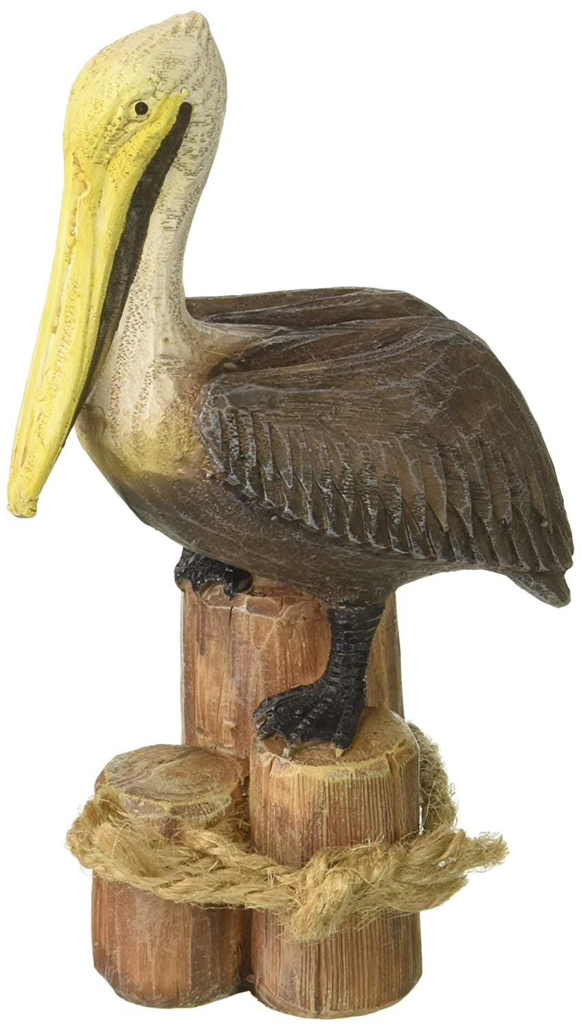 Beachcombers SS-BCS-02819 Pelican on Triple Piling