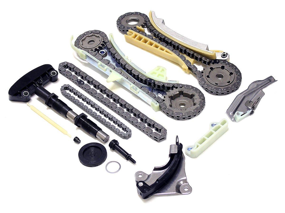 97 11 Ford Explorer Ranger Mazda B4000 Mercury 40l Timing Belt For 40 245 Cid Sohc Full Chain Kit Set Bolt Front Cassette Rail Included