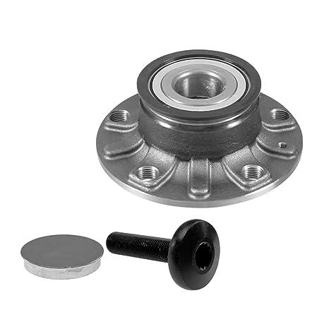 1 x Juego de rodamientos con anillo integrado Sensor magnético eje trasero ambos lados
