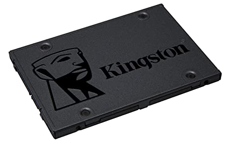 Kingston SSDNow A400 240GB SATA 3 Solid State Drive (SA400S37/240G) Internal Solid State Drives at amazon