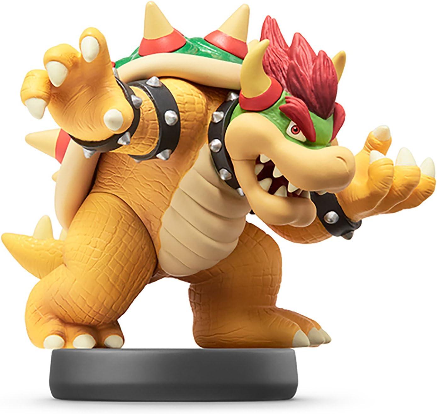 Nintendo Bowser Koopa amiibo - Japan Import - Super Smash Bros Series - Switch