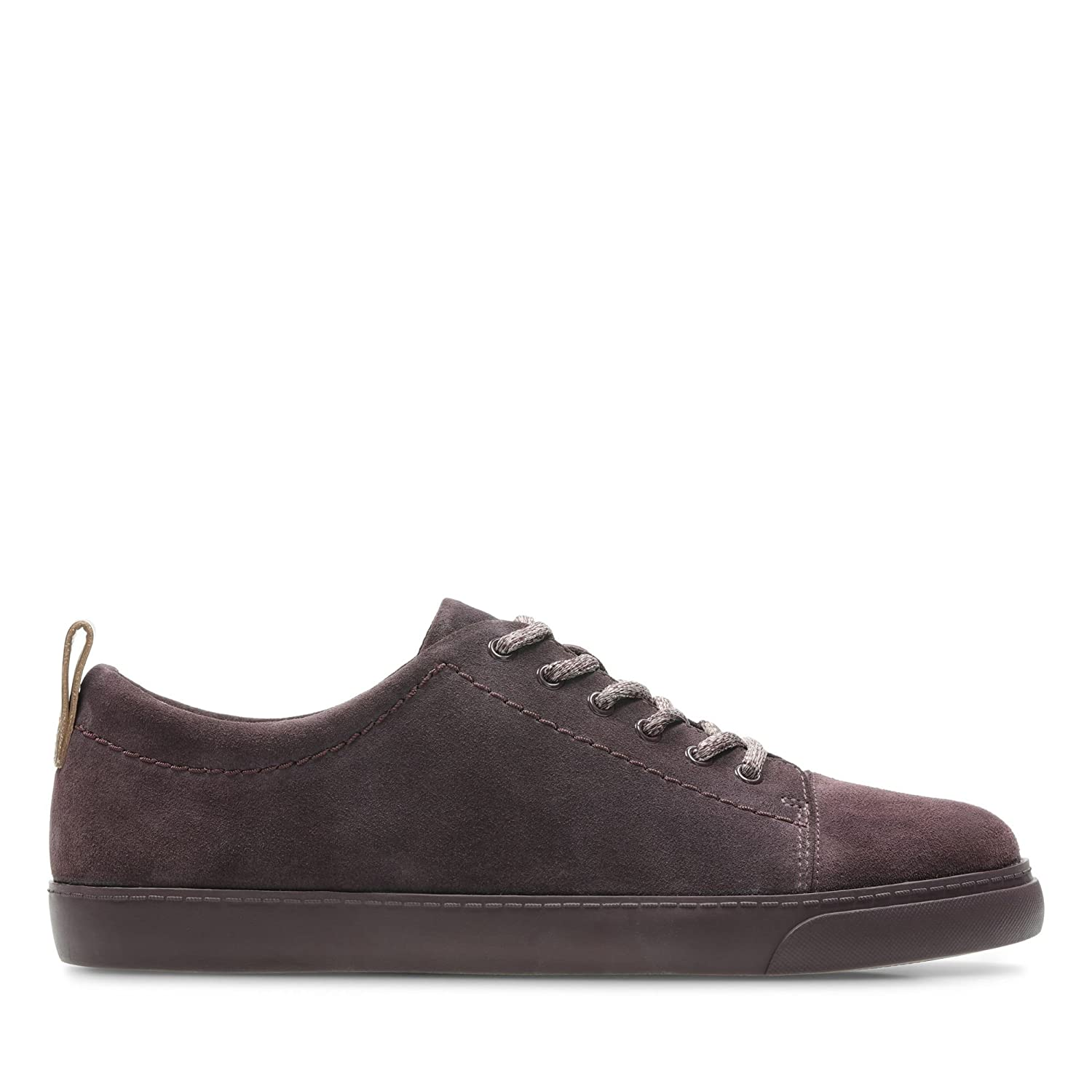 108ee243619 Clarks Glove Echo Suede Shoes in Purple  Amazon.co.uk  Shoes   Bags