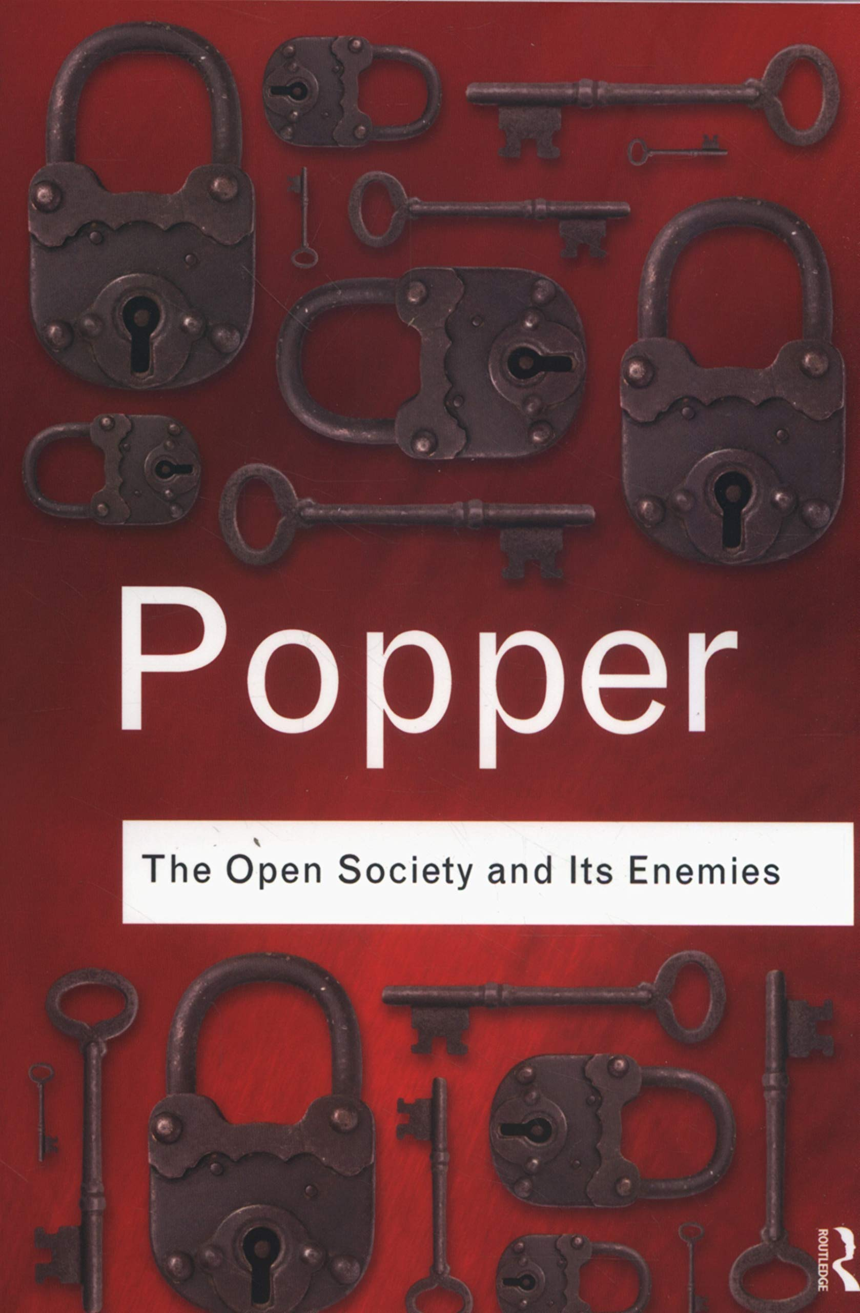 The Open Society And Its Enemies  Routledge Classics