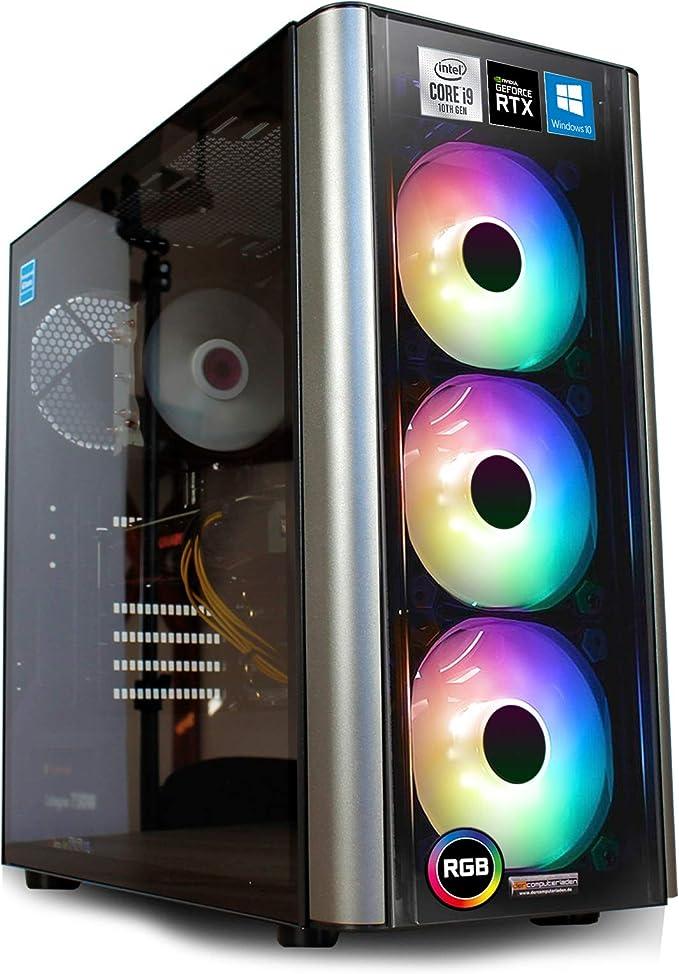 RTX 3080 Gaming PC 32 GB RAM