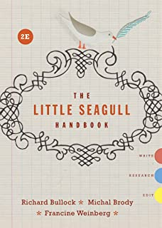 Amazon they say i say the moves that matter in academic the little seagull handbook 2nd edition pronofoot35fo Image collections